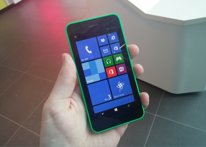Lumia-630-verde