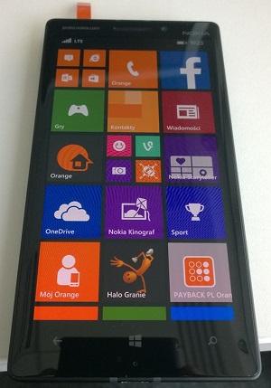 Nokia Lumia 930 Polonia