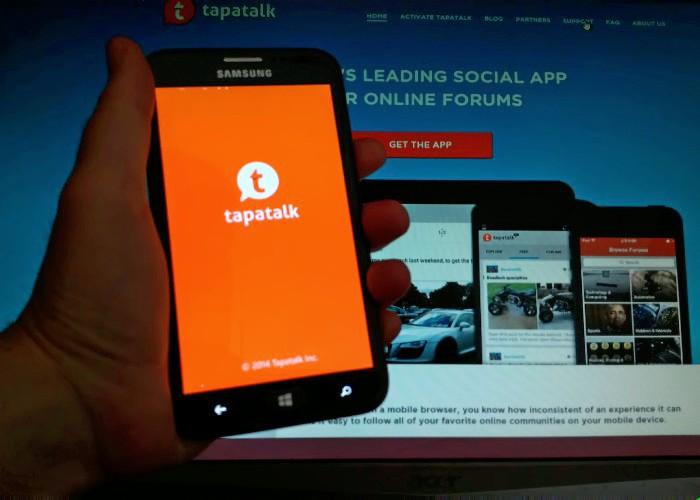 Tapatalk-Windows-Phone