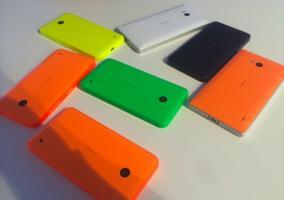 Disponible online Nokia Lumia 630