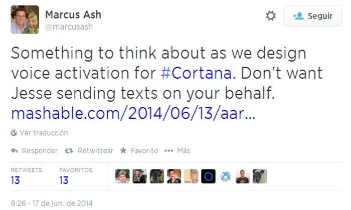 Cortana-activa