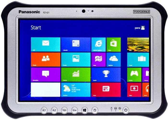 Panasonic-Toughpad FZ-G1