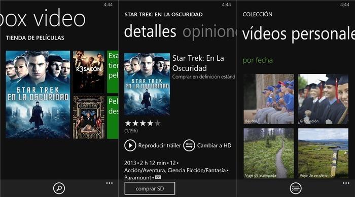 Xbox-Vídeo