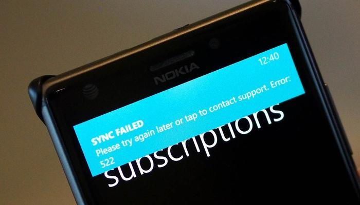 fallo 522 feedly sync