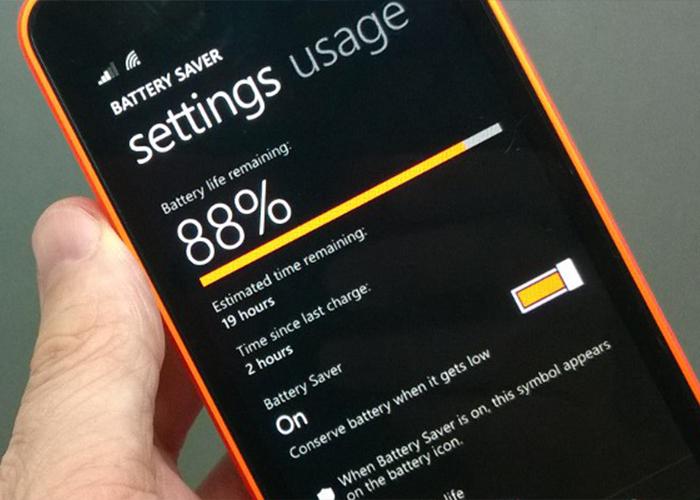 Ahorro de battería App