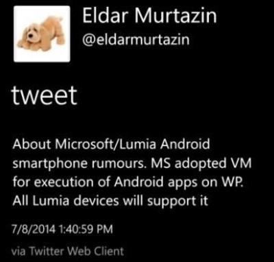 Lumia-aplicaciones-Android