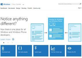 Microsoft DevCenter