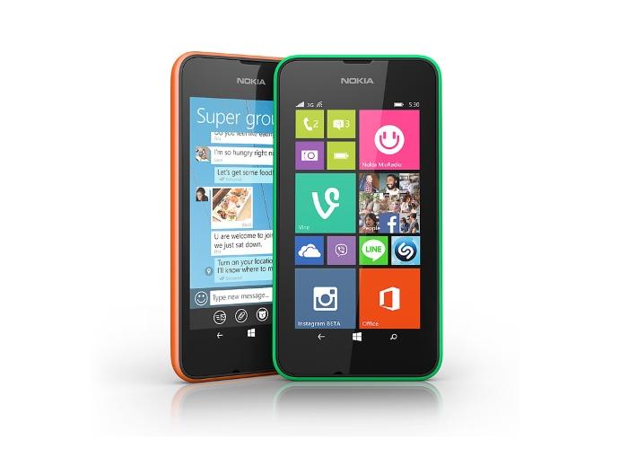 Nuevo terminal de gama de entrada de Nokia