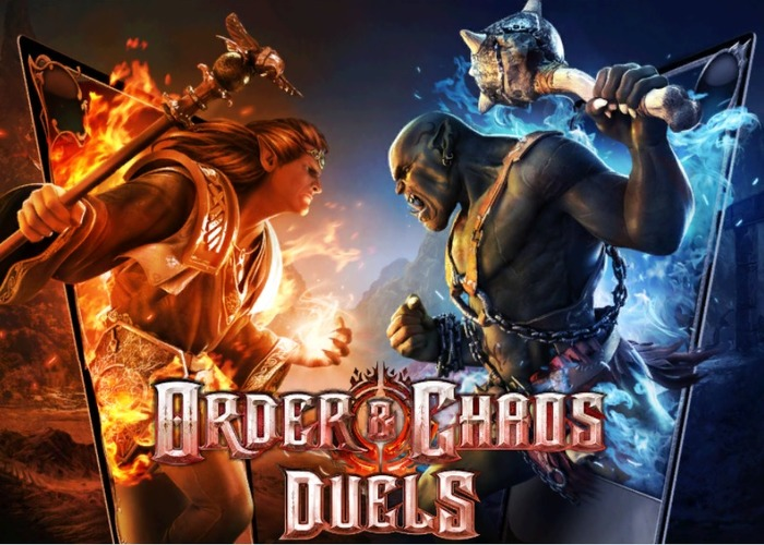 Order-and-Chaos-Duels