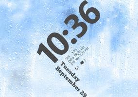 Pantalla de Bloqueo WP8.1