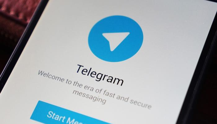 Telegram Actualización