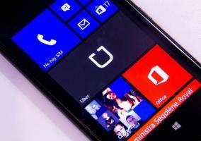 Uber disponible en la Windows Phone Store