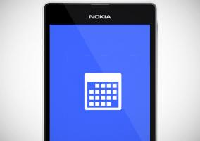 calendario windows phone 8.1