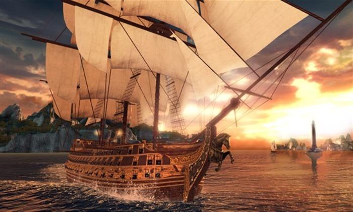 Assassins Creed Pirates captura