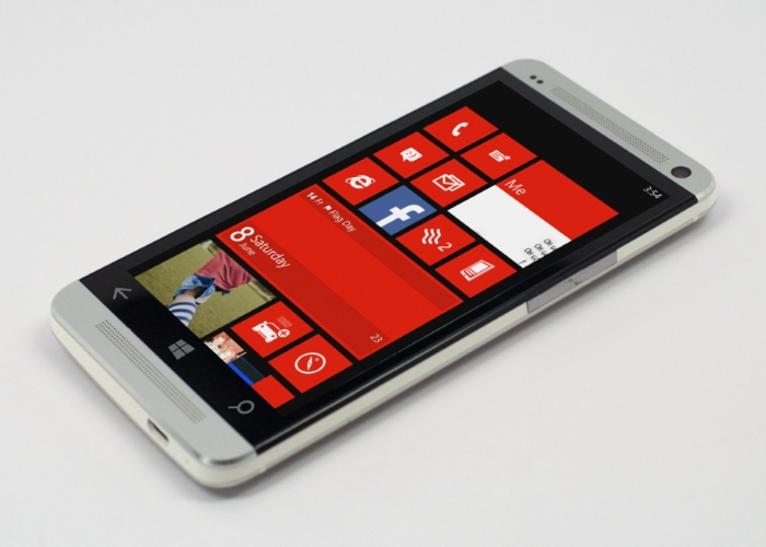 Terminal HTC con Windows Phone 8.1