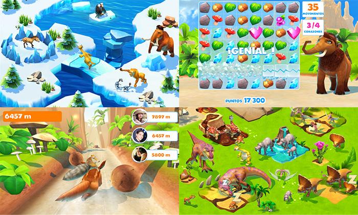 Ice Age Adventures Capturas