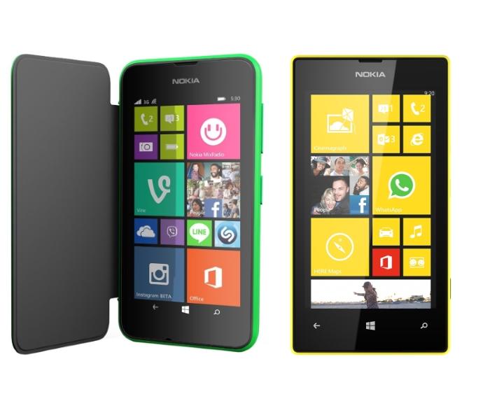 Comparativa entre el Nokia Lumia 530 y su antecesor