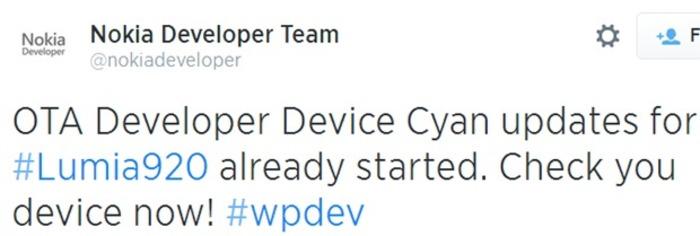 Preview Lumia Cyan 920