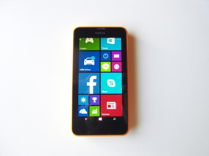 conclusión Nokia Lumia 630