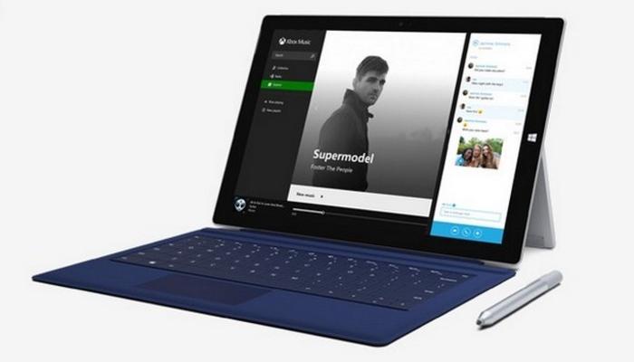 Surface Pro 3 cabecera lanzamiento