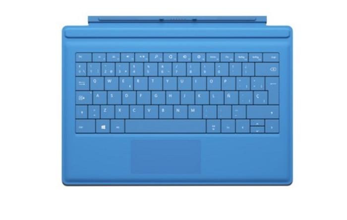 Teclado Surface Pro 3
