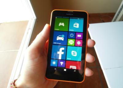 Analizamos el nuevo terminal de Nokia