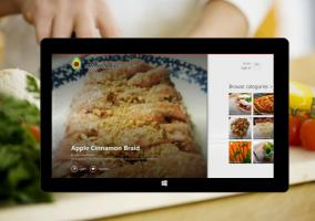La mejor aplicación de recetas en Windows y Windows Phone