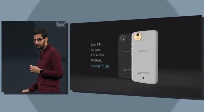 Android One precio