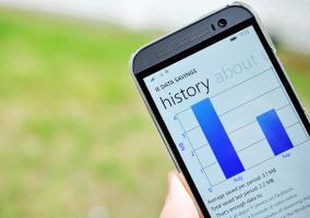 IE Data Savings App