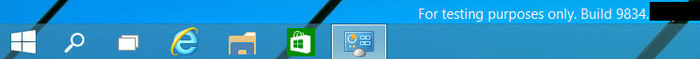 Icono Inicio Windows 9