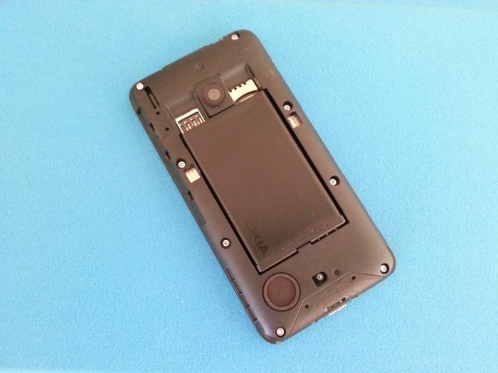 Lumia 530 batería