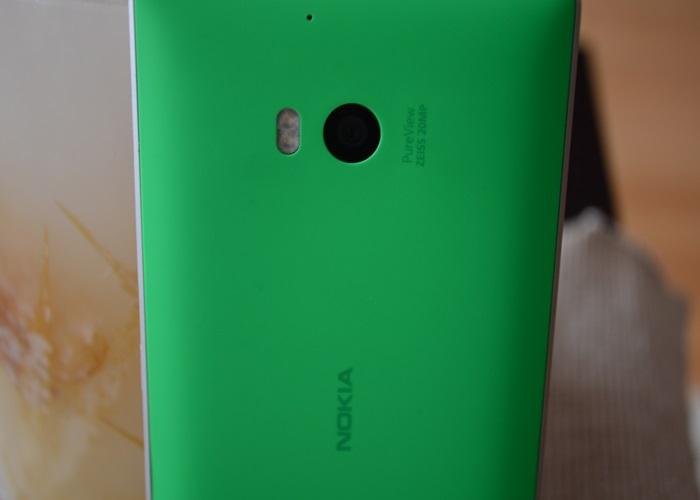 Nokia Lumia 930 cámara