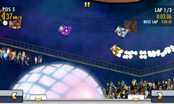 Red Bull Kart Fighter 3 captura