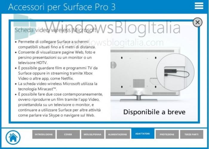 Surface Miracast