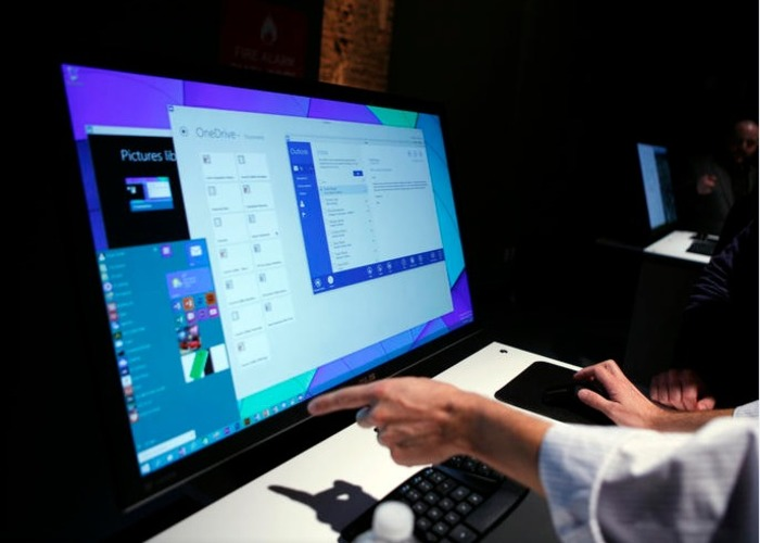 Windows 10 Technical Preview presentación