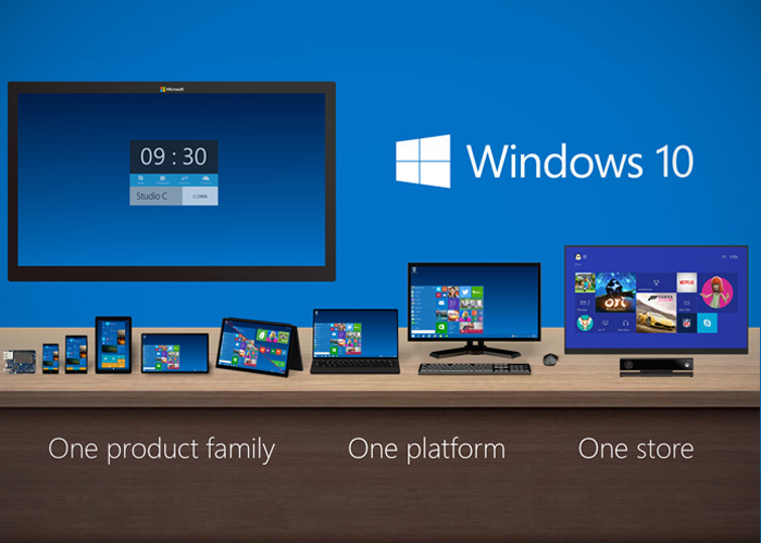 Windows 10, llega la convergencia