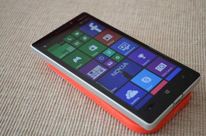 DC-50 y Nokia Lumia 930