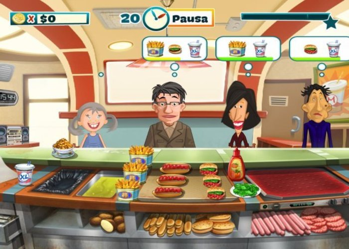 Happy Chef 2 cabecera