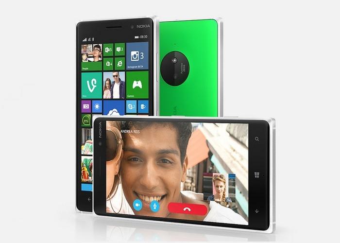 Lumia 830 lanzamiento España