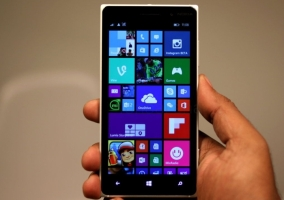 Último gama media alta de Microsoft