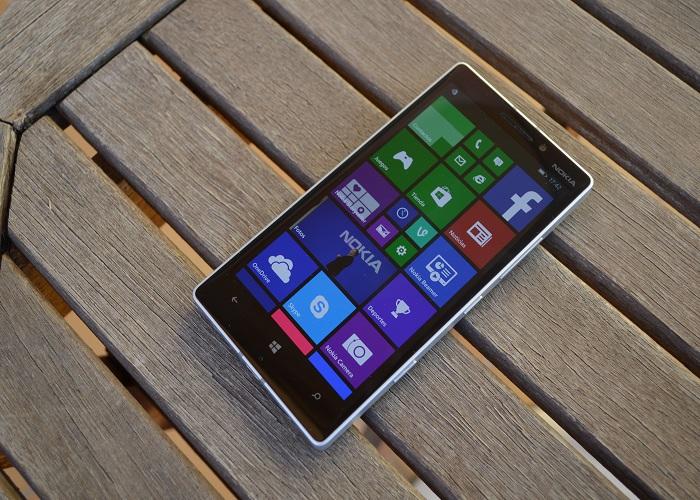 Nokia Lumia 930 Foto principal