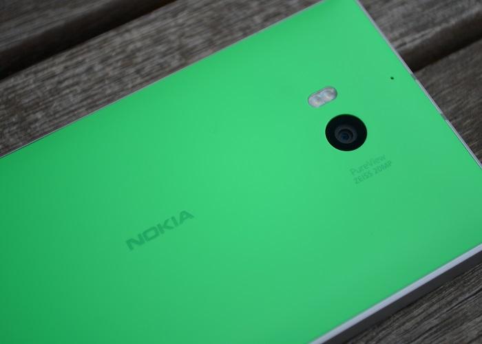 Nokia Lumia 930 cámara 1
