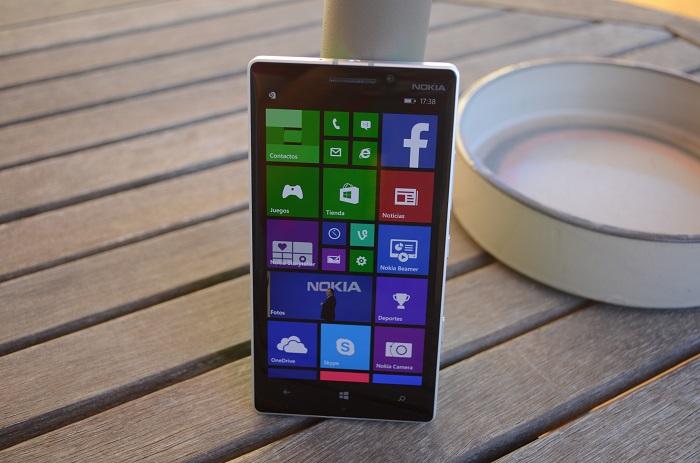 Nokia Lumia 930 pantalla2