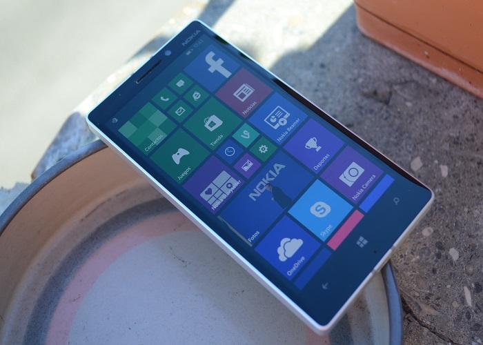 Nokia Lumia 930 pantalla4