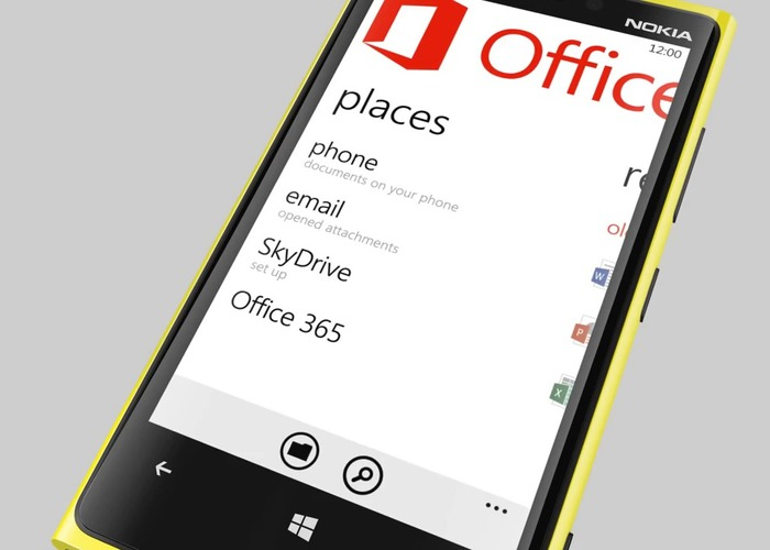 Office Windows Phone