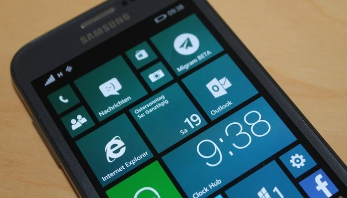 Samsung ATIV S Windows Phone 8.1 actualizacion