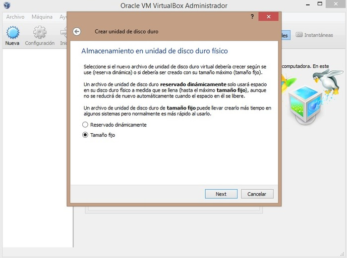 VirtualBox Windows 10 instalacion 4