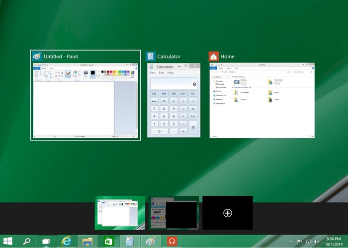 Windows 10 multitarea 2