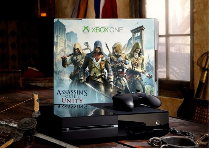 Xbox One pack assassin creed