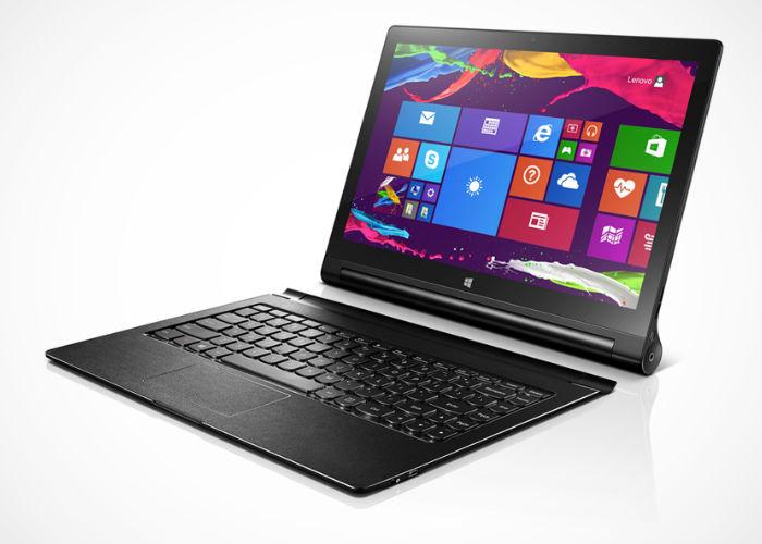 Yoga Tablet 2 13 pulgadas y Windows